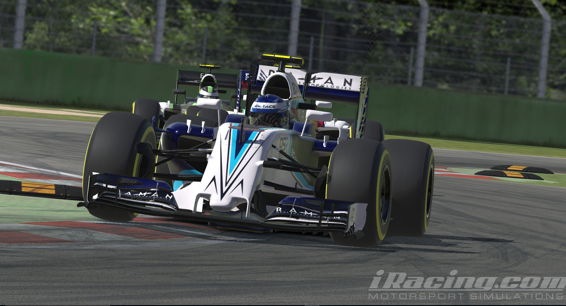 PSR clinches the second Pro license in the 2016 iRacing Pro